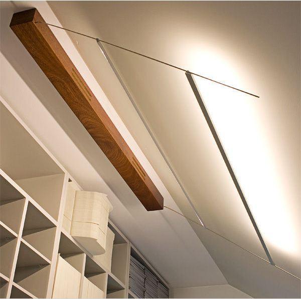 Светодиодный светильник из профиля