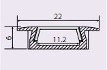 чертеж профиля PML-130