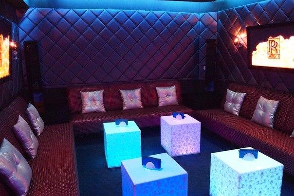 RGB подсветка диско баров
