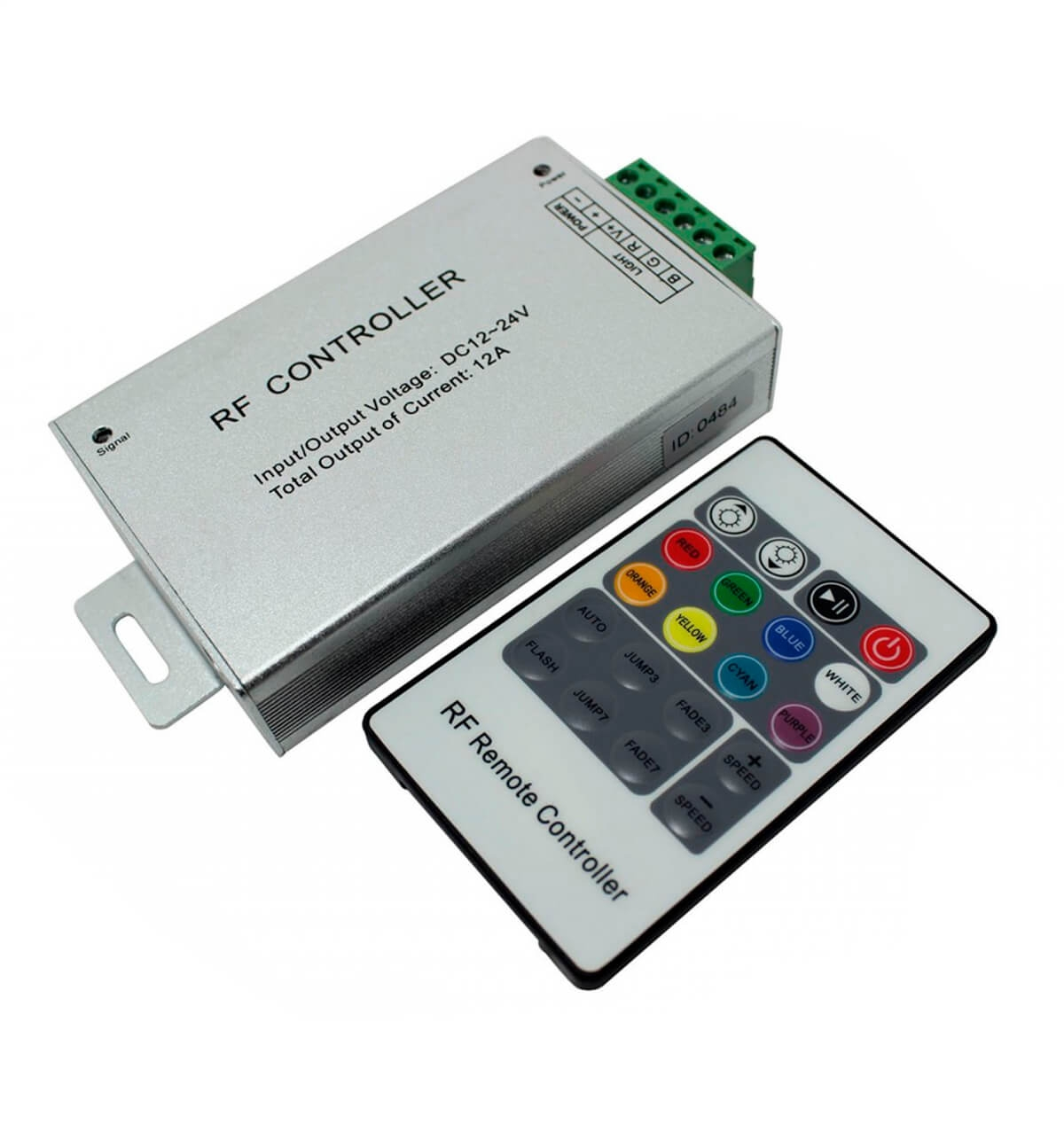ML-20KEY 144W RGB RF CONTROLLER
